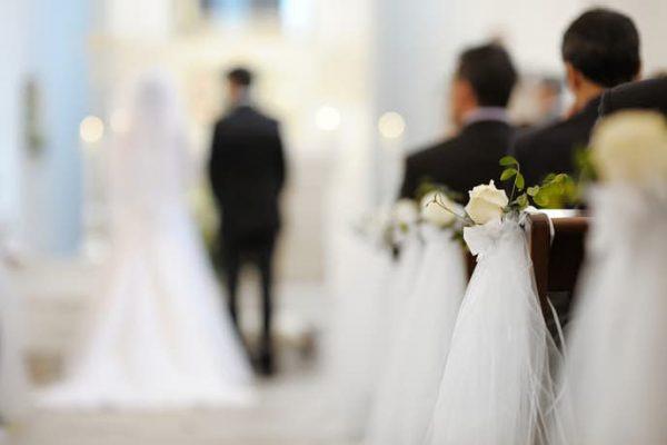 結婚式延期