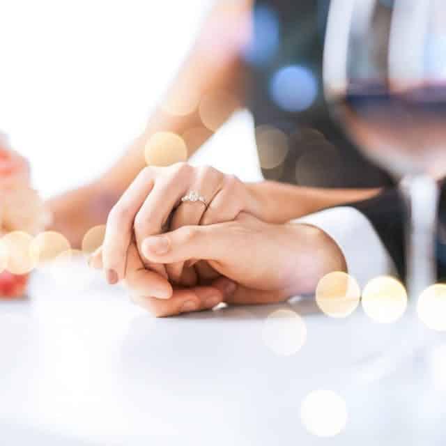 結婚を意識
